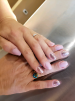 Fuzion gel nails
