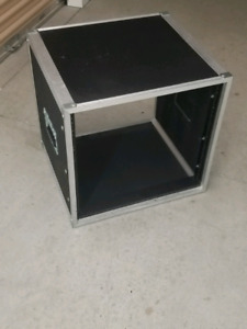 Clydesdale 10 space heavy duty amp rack