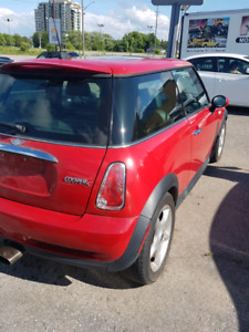 2006  Mini Cooper S loaded