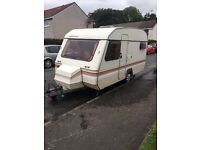 Sprite musketeer 14ft tourer 5 berth