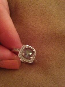 Engagement promise ring for sale