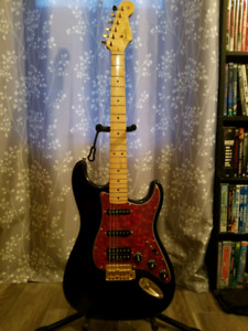 Stratocaster chinoise avec texas special!