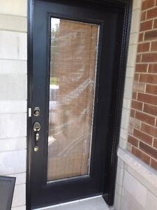 Glass Insert Front Door Local Deals On Windows Doors