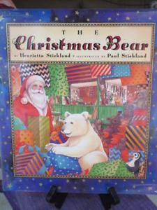 The Christmas Bear (Polar) by Stickland - Adorable adventure