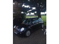 Mini one 2005.