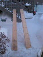 8 foot loading ramps