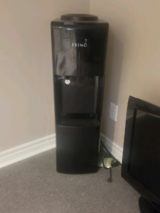 Primo hot and cold water cooler
