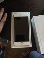 iPhone 6 64Gb Gold with Apple care+ Unlocked