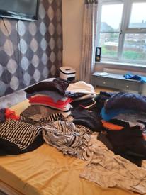 Hugh bundle of ladies clothes sizes 24-28