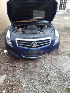 cadillac ATS on parts