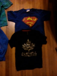 Size 5 boys t shirts