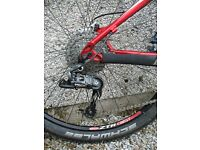 Specialized Era comp womens specific bike
