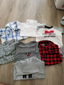 Baby boy's clothes