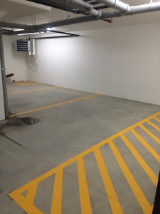 We offering Parking Line Painting, Sign and Number Painting