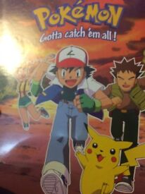 Pokemon binder/folder