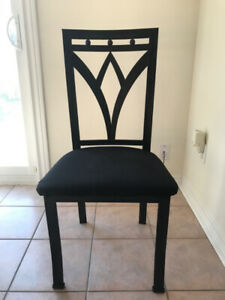 Four-piece Kitchen Chair Set