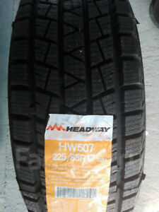 225/65/R17 NEW Winter Tires set of 4