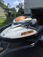 SEA DOO RXP-X 2009!! TRAILER INCLUS! EXCELLENTE CONDITION