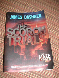 Book 2 in the Maze Runner Series