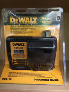 Dewalt 12V- 20V Fast Battery Charger