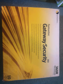 Symantec gateway security