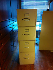 Used file cabinet