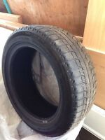 Michelin X Ice tires set of matching four 185 55 15