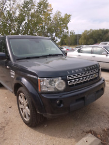 2010 land Rover LR4 for sale