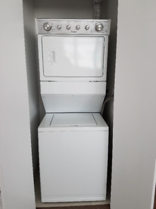 BUY NOW! BRAND NEW WHIRLPOOL LAUNDRY CENTRE!