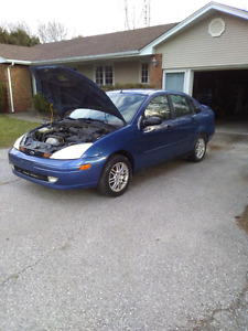 2002 ford focus 164000km