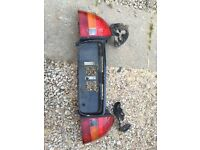 Honda Civic rear lights