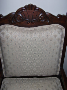 Antique Rocker Chair