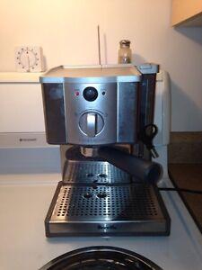 Cafetiere espresso breville esp8xl