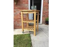 Portable Kitchen Trolley