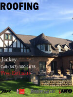 Re -roofing replacement services Free estimate