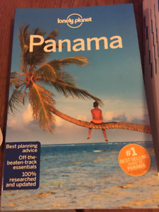 Lonely Planet  Travel Guide:  Panama