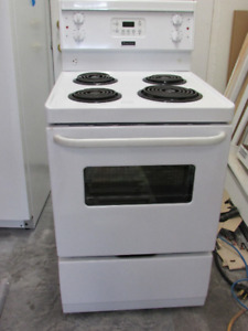 "Frigidaire Stove - 24"" Wide"