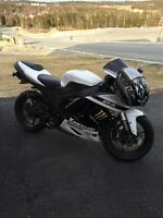 08 ZX6R Ninja (open to trade for car)
