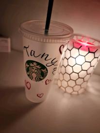 Personalised Starbucks Cup