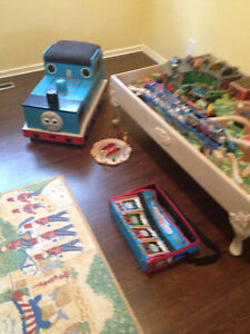 Thomas The Tank Train and Table