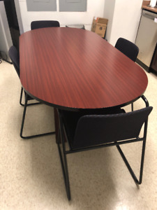 KITCHEN TABLE SET WITH CHAIRS FOR SALE - MUST GO ASAP!!