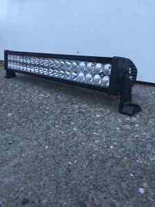 """NEW 22"""" LED light bars"""