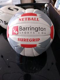 Size 5 Barrington sports Netball