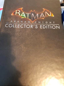 Batman Arkham Knight's Collector's Edition