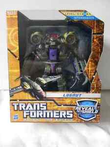 Transformers RTS Voyager Class LUGNUT figure, MISB!!!!