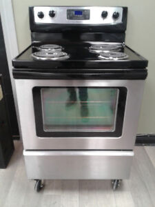 """stove whirlpool 30"""" stainless s coil"""