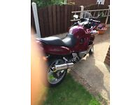 Gsxf 750 supersport (relisted as I missed a few things)