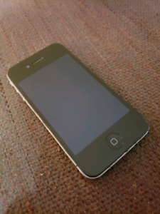 iPhone 4 - 16GB - Factory Unlocked