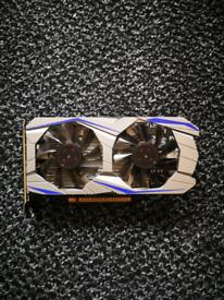 GeForce GTX 1050TI Graphic card