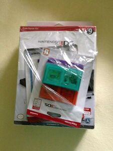 Nintendo3DS, 9 pc Core Started Kit
